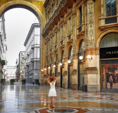 luxury yoga retreat Milan