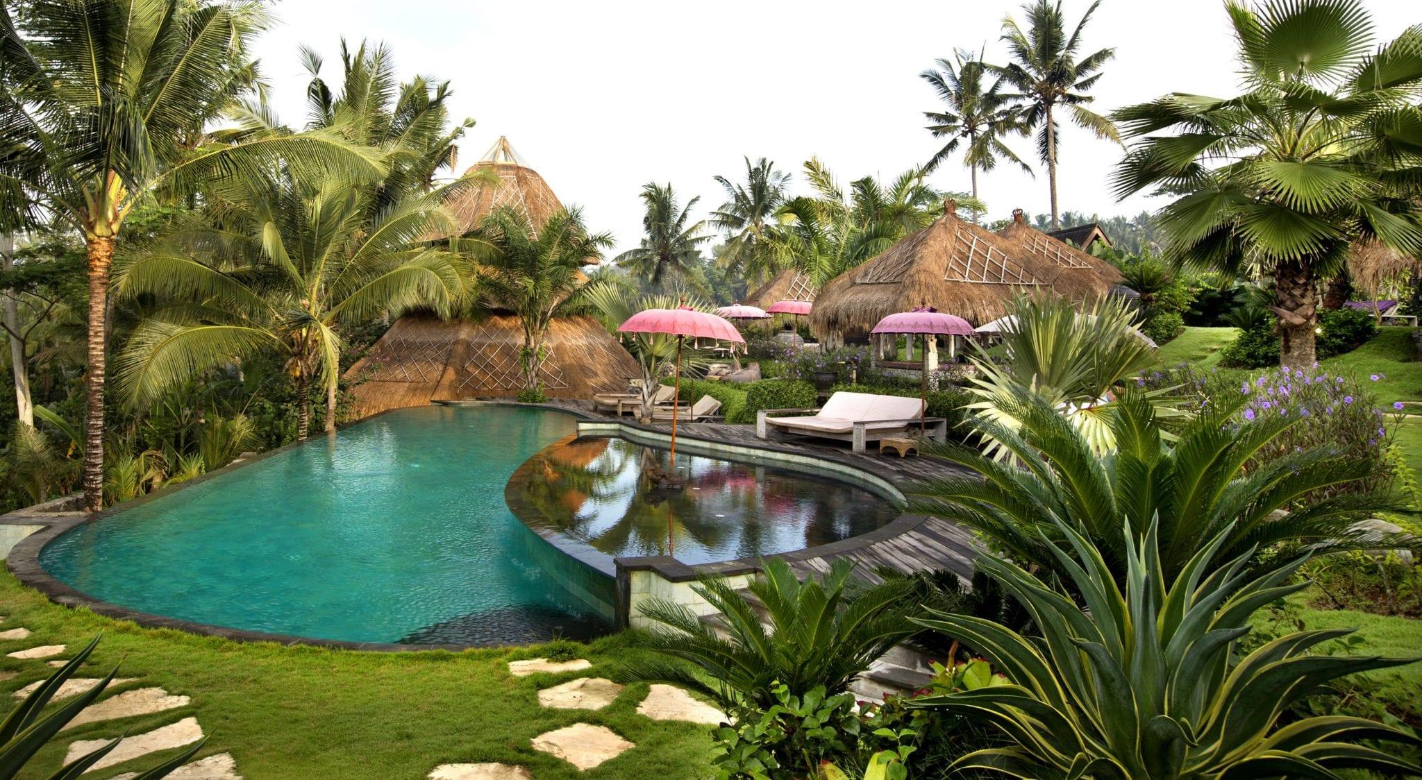 7 Day Detox Retreat at Blue Karma Ubud, Bali. Open all year