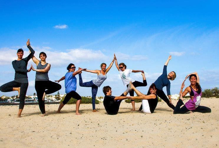 200hr Vinyasa Flow Yoga Teacher Training with Azulfit, Fuerteventura