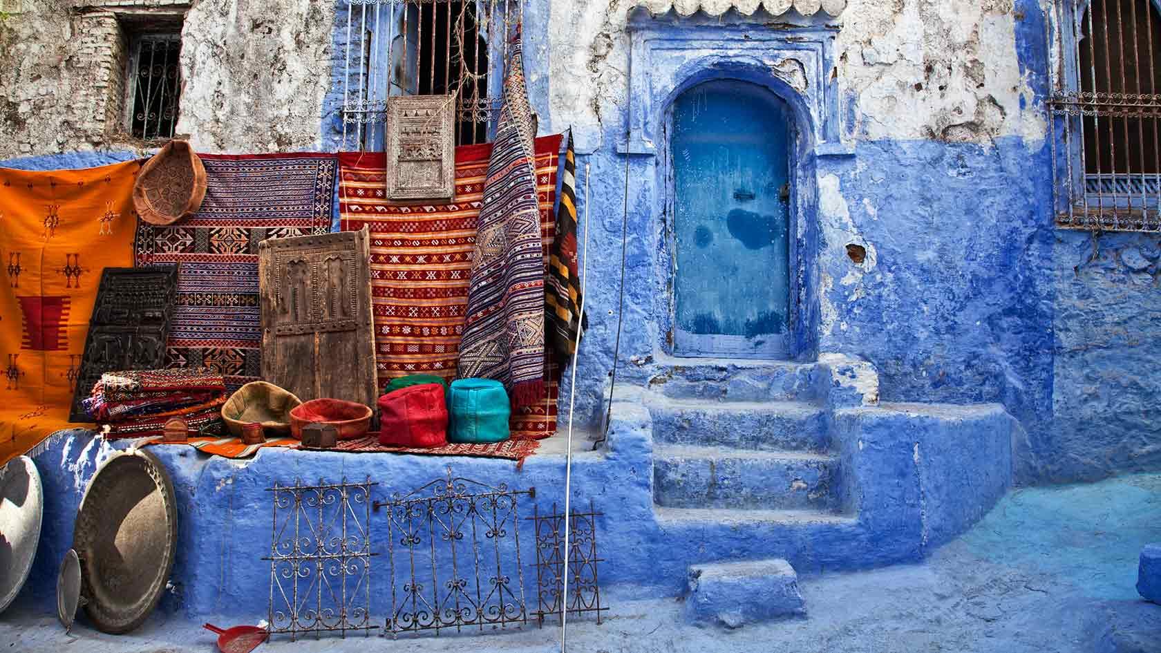 Marrakech and Sahara Desert retreat