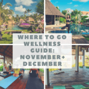 december yoga retreats
