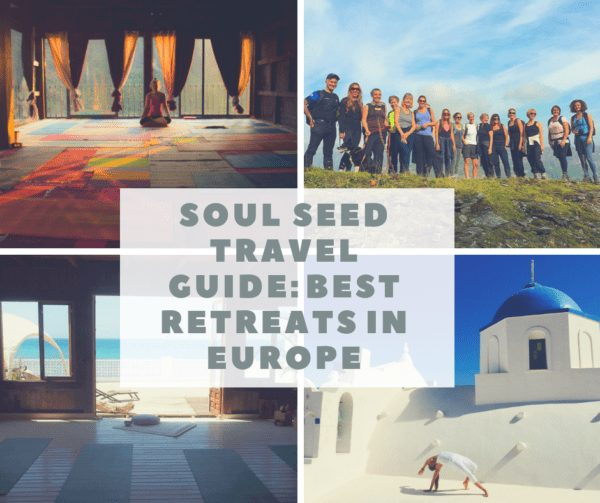 best retreats in Europe