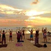 yoga holiday in Sri Lanka