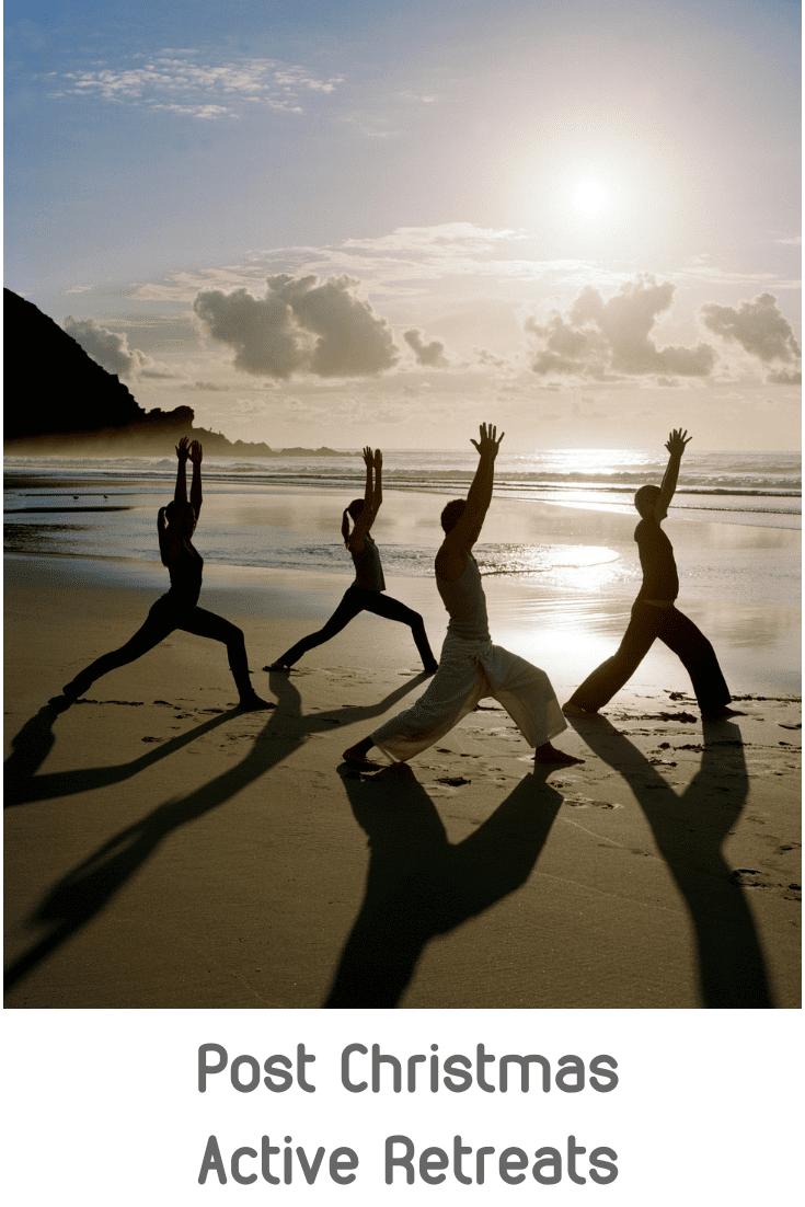active retreats