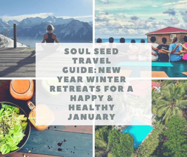 new year winter retreats
