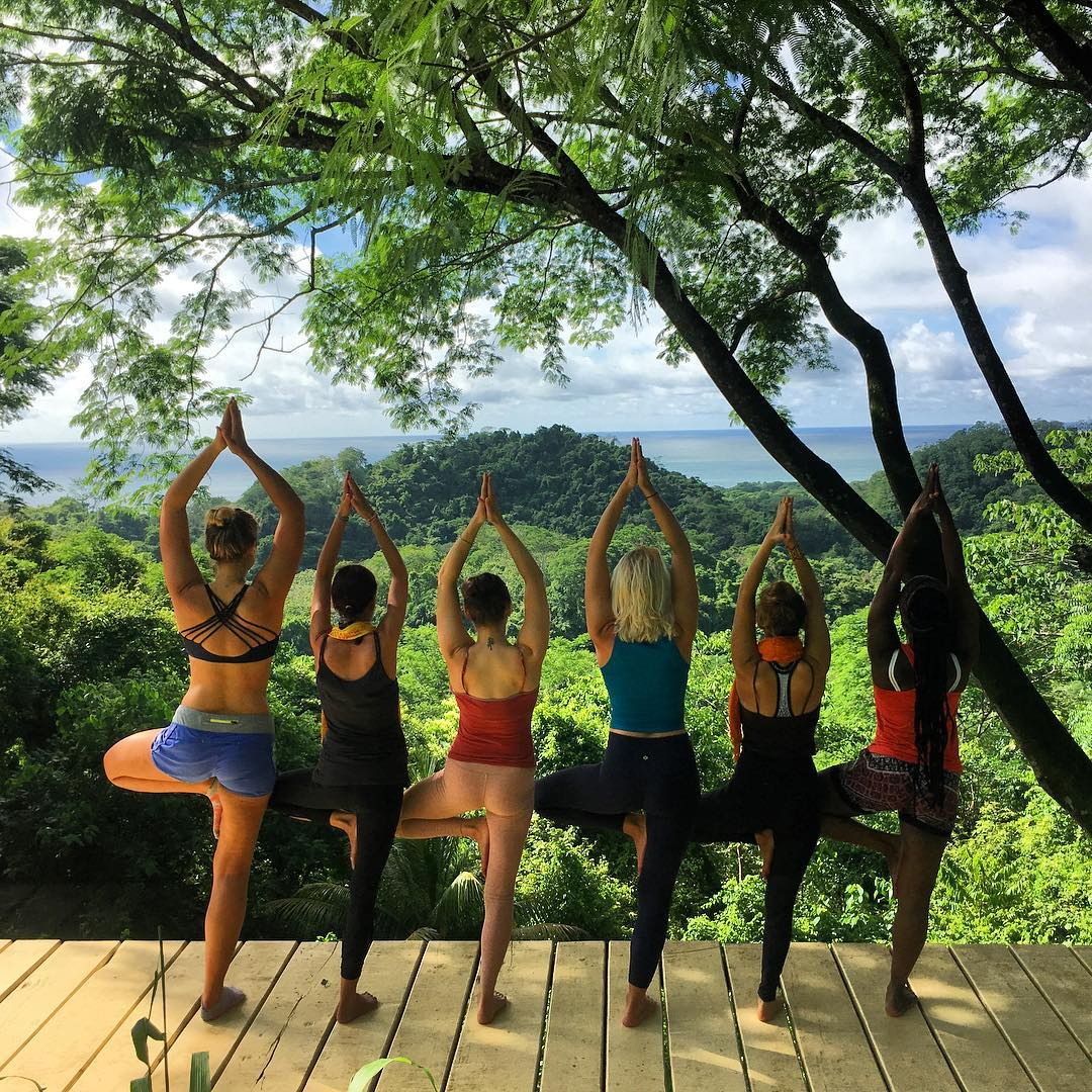 Living Yoga Retreat: Restore, Reconnect and Revitalize, Costa Rica 9  – 15 December, 23 – 29 December