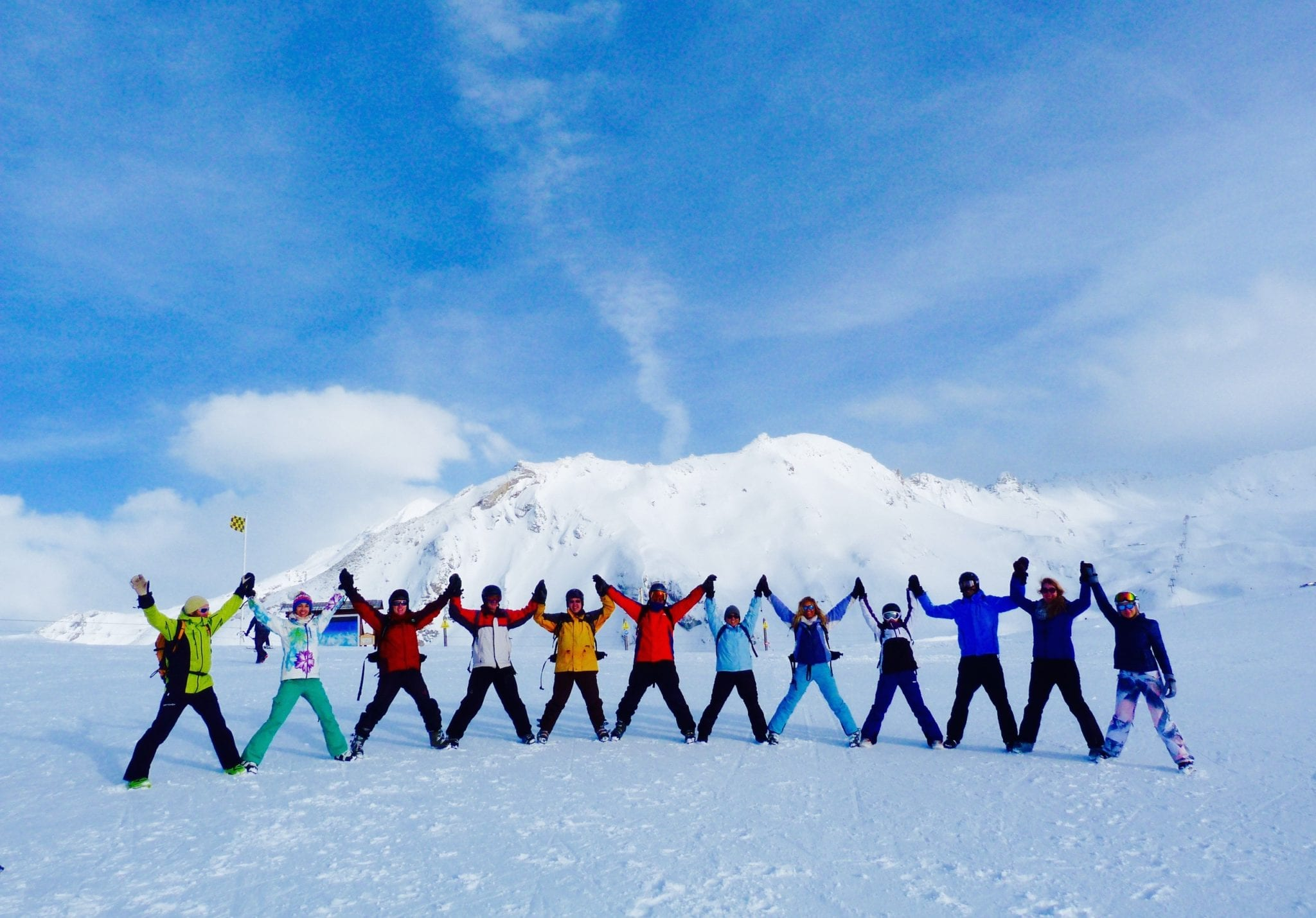 Yoga and Skiing Retreat in the French Alps, 17 – 24 March, 24 – 31 March