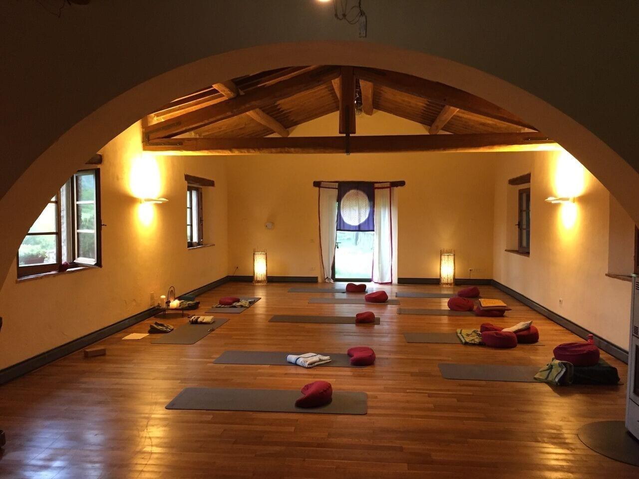 Yoga, Meditation & Breathwork Retreat in Tuscany, Italy 25th May – 9th June