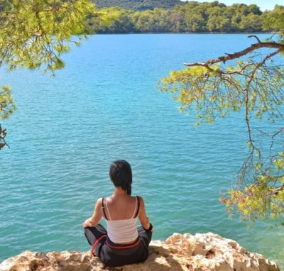 hiking retreat in Mljet Island