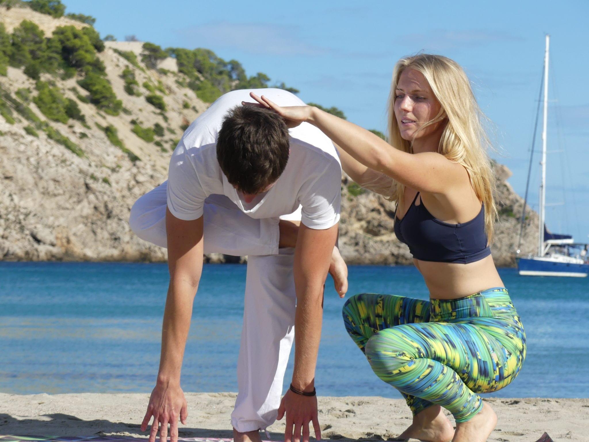 yoga and pilates retreat Ibiza