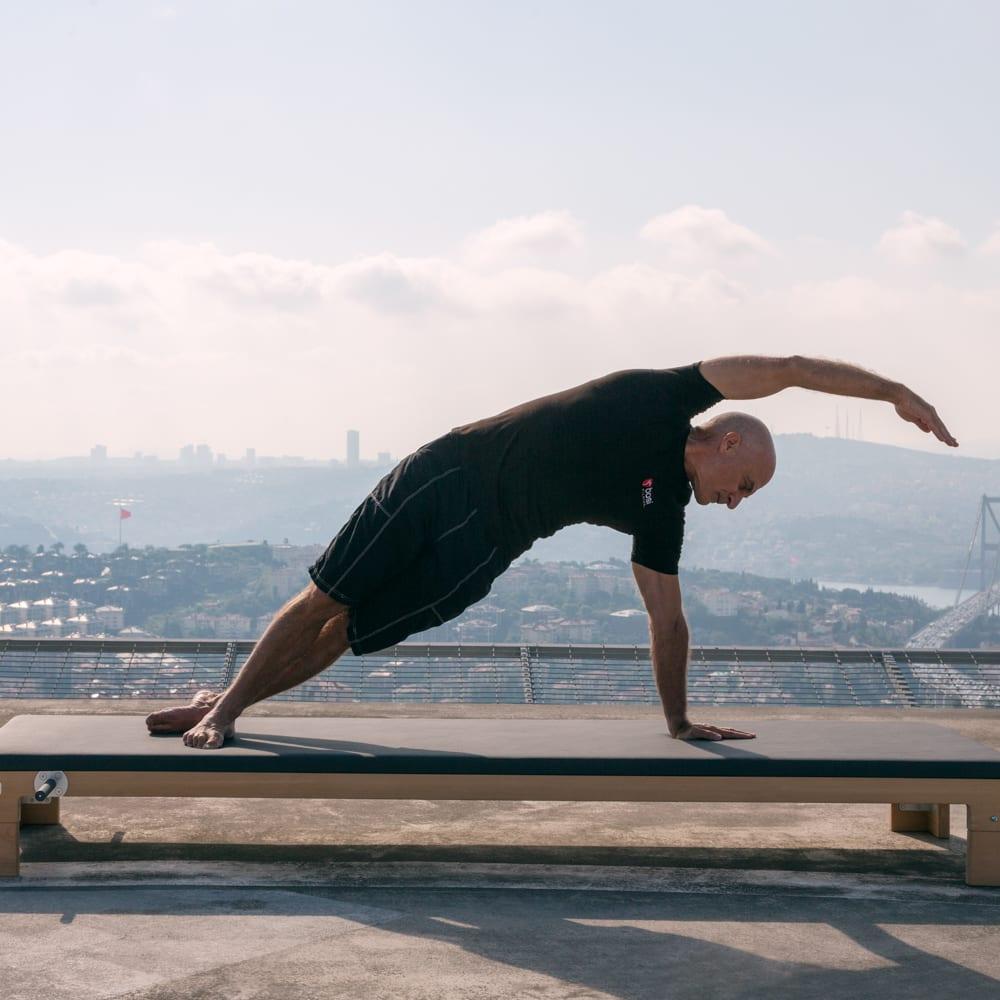 pilates retreat Portugal