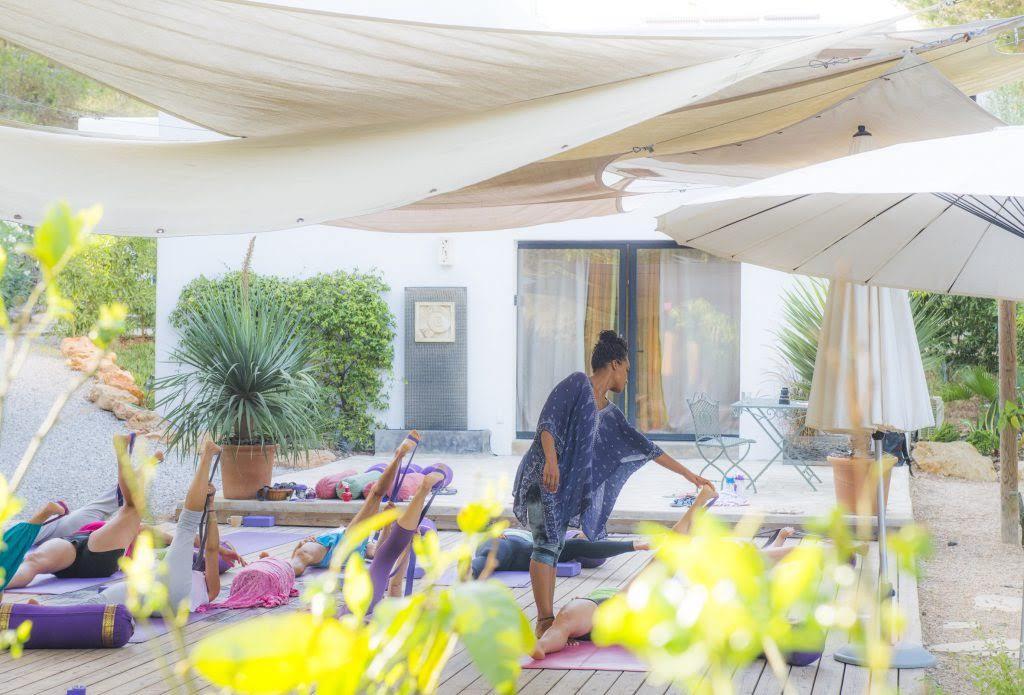 the best yoga retreats in Ibiza