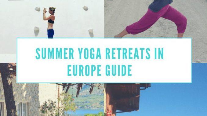 The Best Summer Retreats in Europe