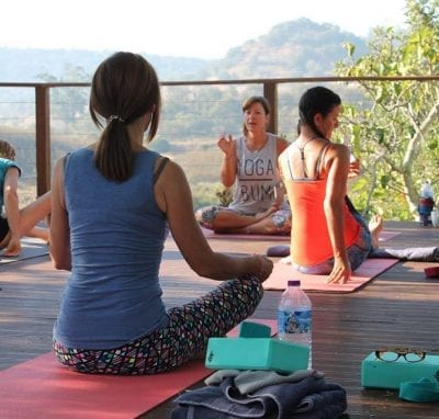 raw food summer yoga retreat