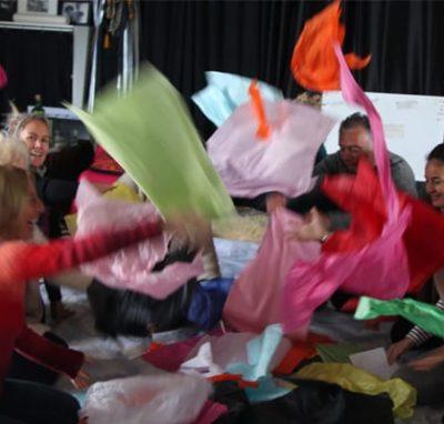 Mixed Media and Storytelling Workshop Ibiza