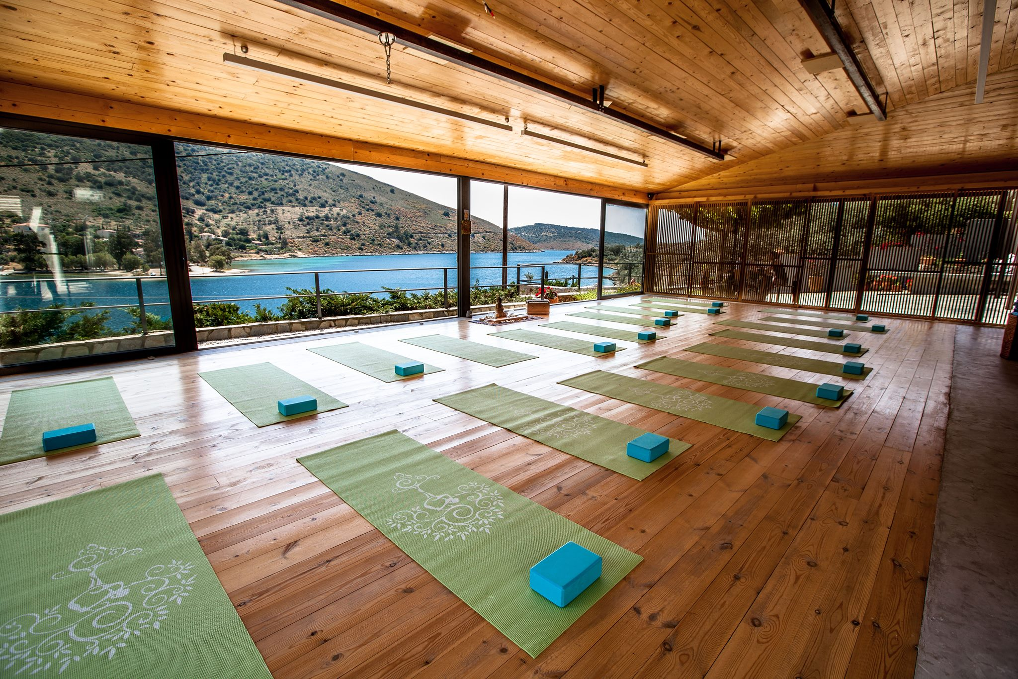 200-hour Ashtanga Vinyasa Yoga Teacher Training in Evia