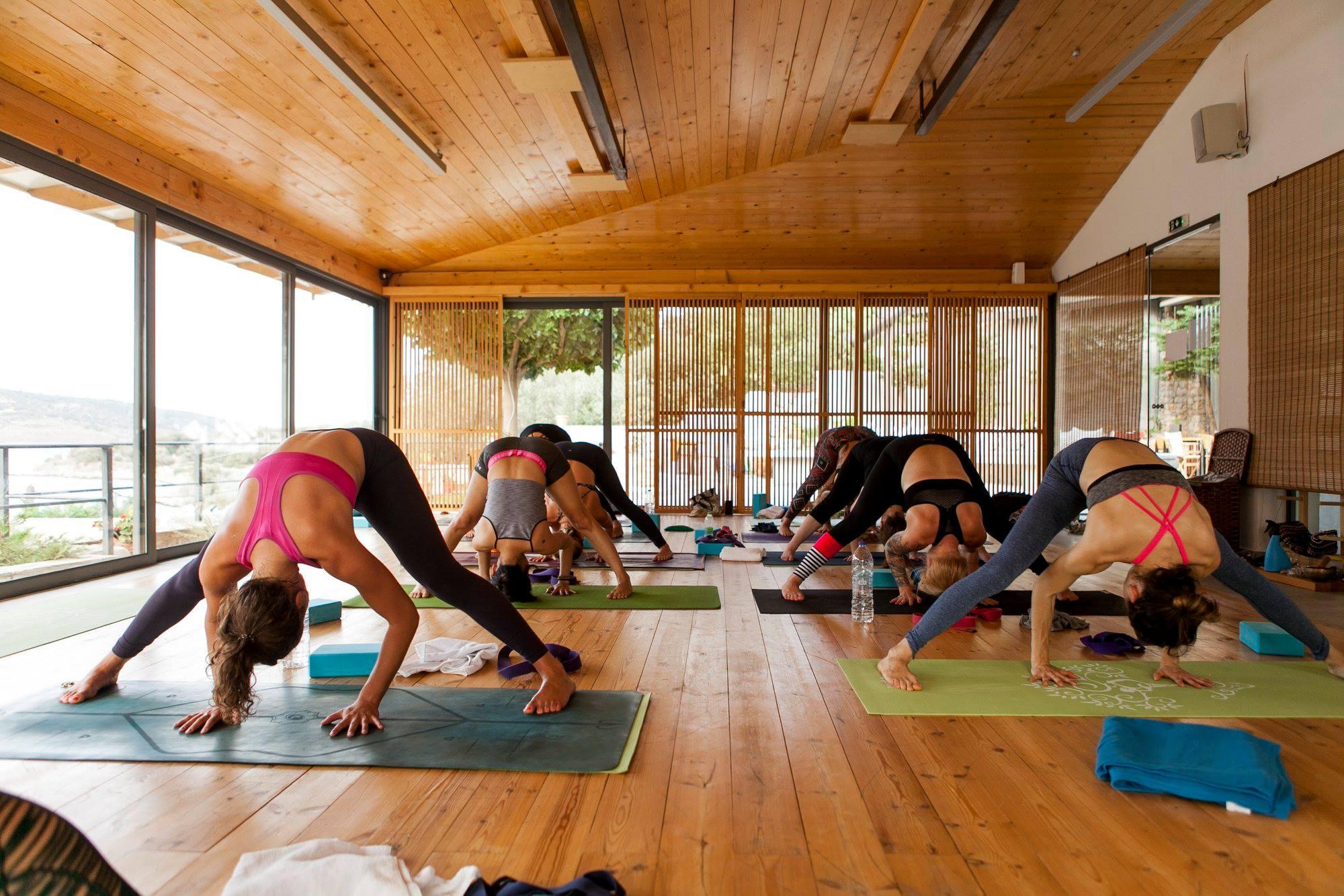 200-hour Ashtanga Vinyasa Yoga Teacher Training in Evia ...