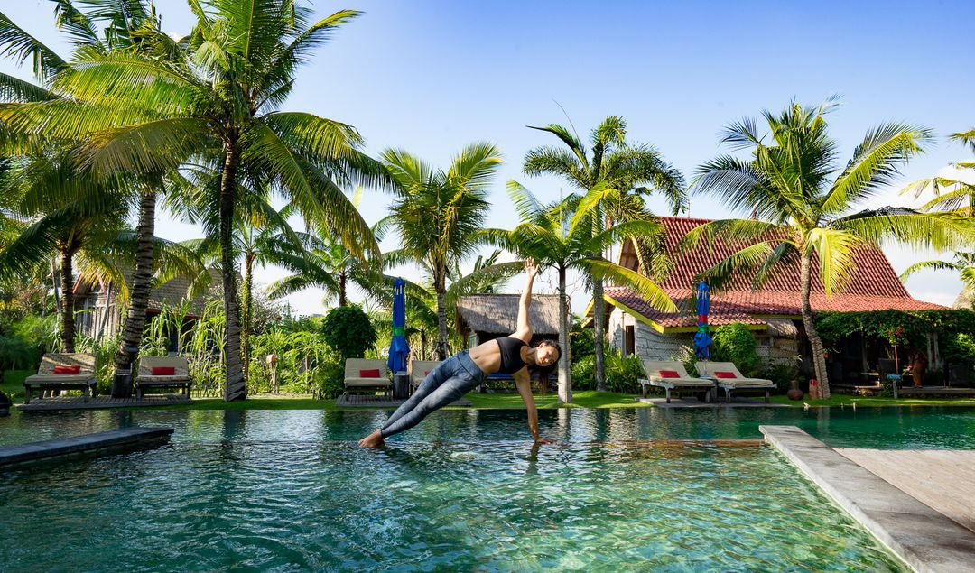 Desa Seni Yoga and Pilates retreat