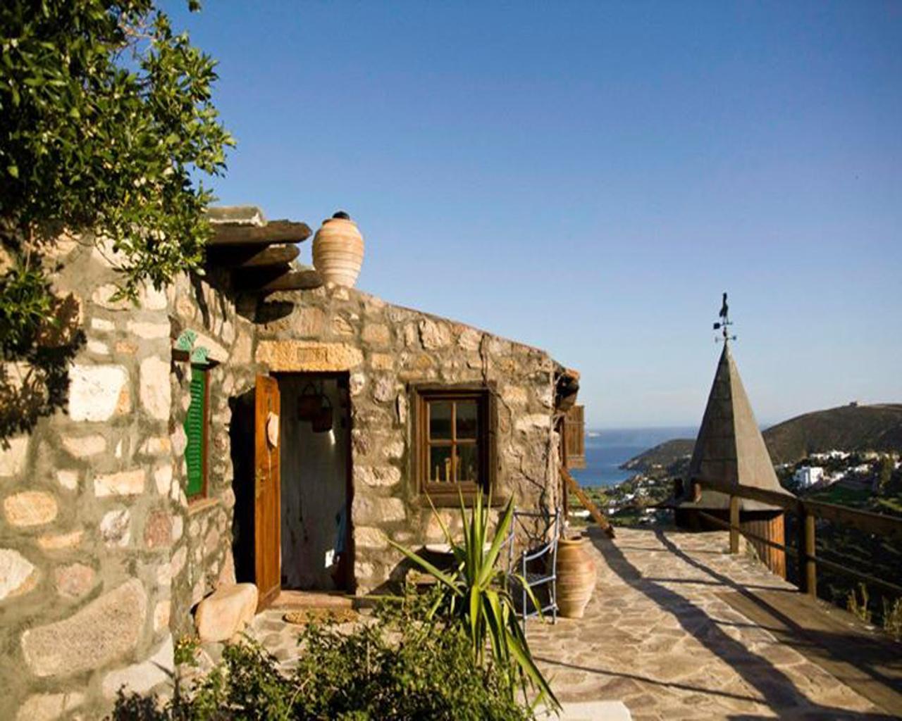 yoga retreat in Patmos