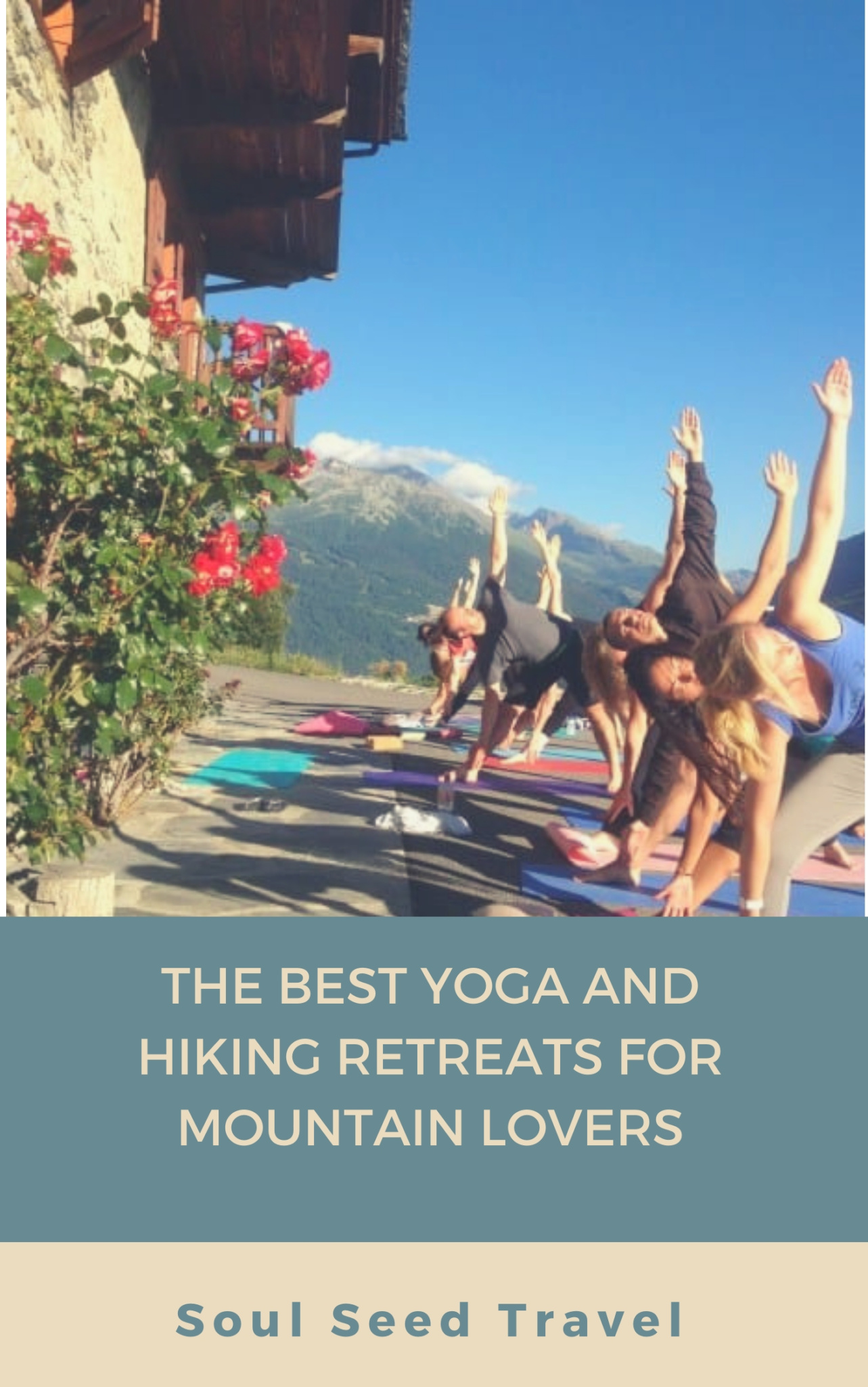 yoga and hiking retreats